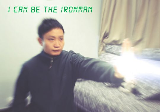 I can be the Ironman